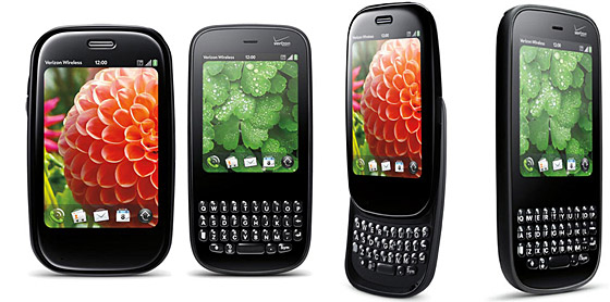 Palm Pre Plus and Pixi Plus in UK on May 28th. Daft prices again
