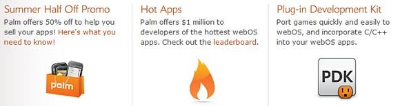 Palm drops submission fees to kickstart app development
