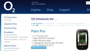 Palm Pre: why it failed in the UK