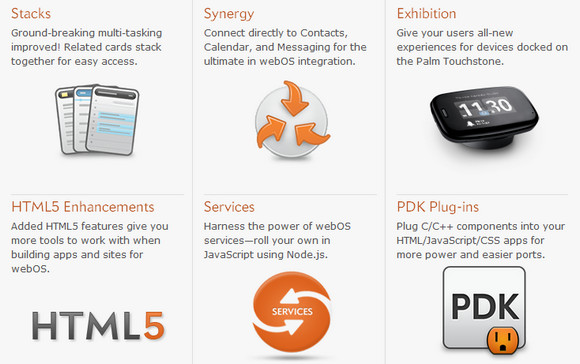 Palm webOS 2.0 offers even better multi-tasking and search