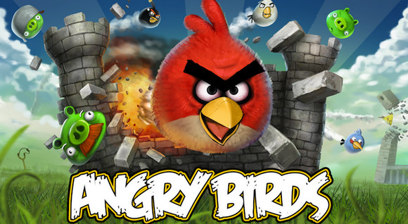 Angry Birds game arrives on Palm's webOS