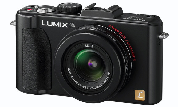 Panasonic Lumix DMC-LX5 reviews come in: great camera, beastly price