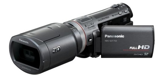 Panasonic announce 3D lens for Micro Four Thirds and HDC-SDT750 3D camcorder