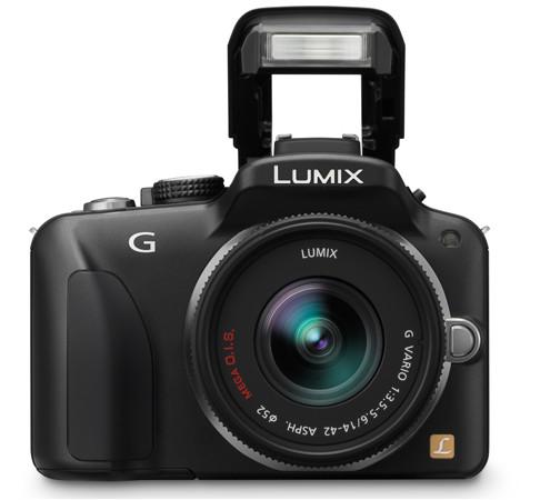 Panasonic DMC-G3 Micro Four Thirds camera announced