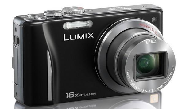 Panasonic can't stop giving as Lumix DMC-ZS10, DMC-ZS8, DMC-FX78 announced