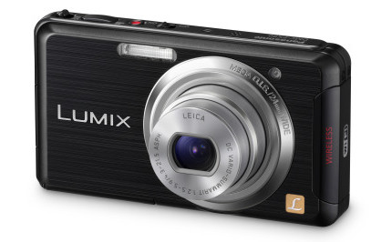 Panasonic Lumix DMC-FX90 offers wi-fi and Android/iPhone connectivity