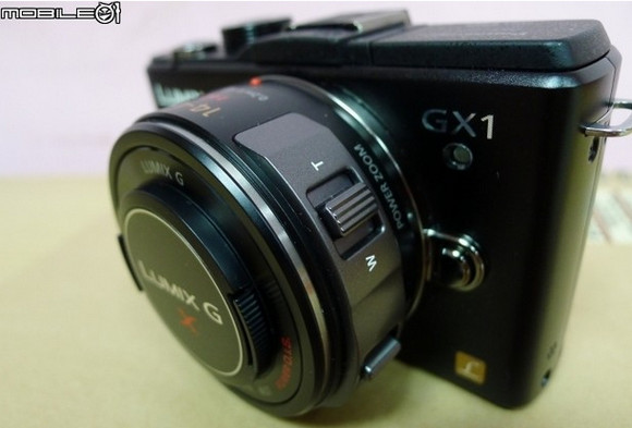 Panasonic Lumix GX1 photos leaked - and we're liking what we see
