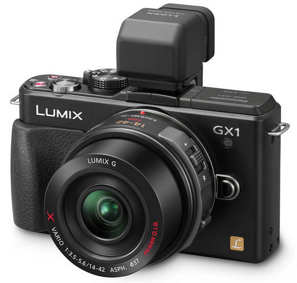 Panasonic throws down a Lumix GX1 promo video
