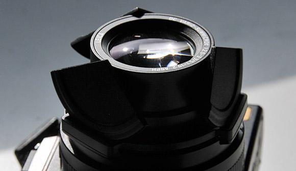 Lumix LX5 and the fantastic JJC Lens Cap - get one now!