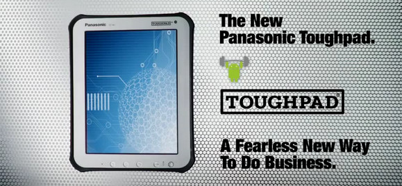 Panasonic's new Toughpad A1 and B1 can beat up your tablet