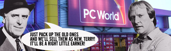 PC World's crap service continues