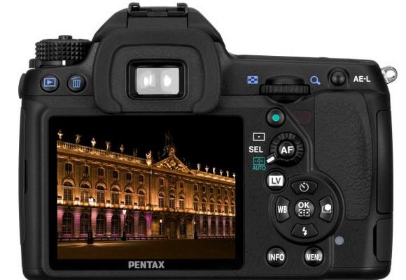 Pentax K-5 dSLR slams down a 16.2MP sensor, snappy AF, HD and enhanced HDR