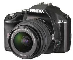 Pentax K-x dSLR firmware update v1.01 released