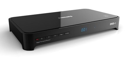 Philips launches HDT8520 Freeview HD PVR and DTR5520 HD receiver