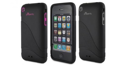 Proporta iPhone Soft Feel Silicon case - review