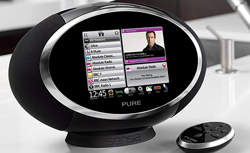 Pure Sensia Wi-Fi radio
