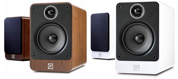 Q Acoustics 2020i bookshelf loudspeakers pack a superb sound at a bargain price