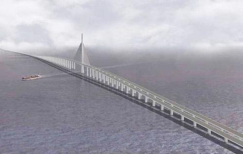 Qatar-Bahrain Friendship Causeway
