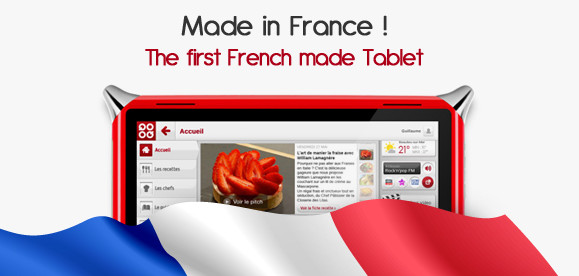 Zut alors! French tablet Qooq looks to whisk UK foodies into a frenzy