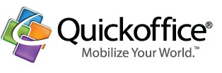 Quickoffice Connect Mobile Suite for Android devices released