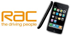 RAC release free traffic iPhone and Android app