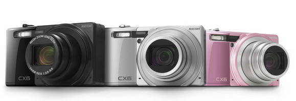 Ricoh CX6 superzoom compact packs in a monster zoom