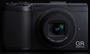 Ricoh updates GR Digital III firmware