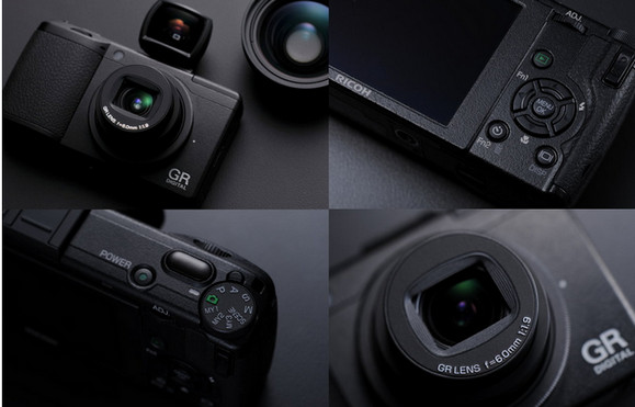 Ricoh GRD III high end compact camera review