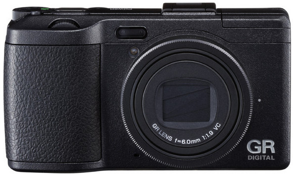 Ricoh GR Digital IV officially announced: specs, details, pics