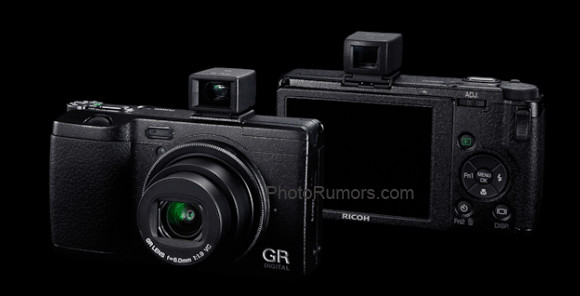 Ricoh GRD IV mstreet shooting compact on its way