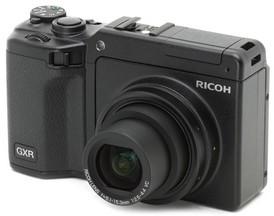 Ricoh GXR camera plus S10 24-72mm lens module gets reviewed