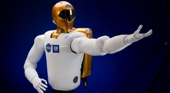 Robonaut 2: the first humanoid robot heads for space