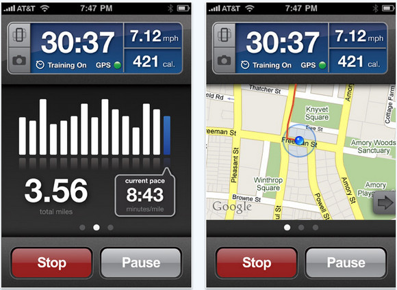 RunKeeper Pro fitness app free for Android/iOS through January