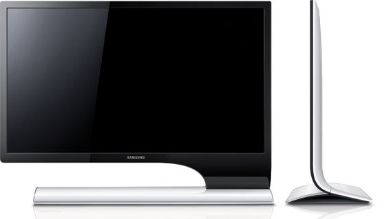 Samsung unveils uber-stylish S27A970 27-inch 9 Series monitor