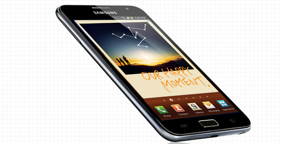 Samsung Galaxy Note set for UK release on November 17th