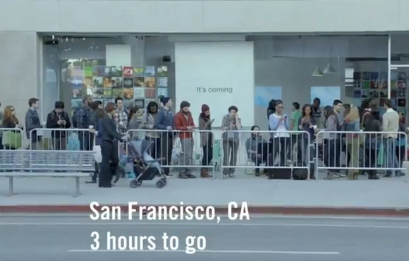 Samsung Galaxy Note adverts pull out the stops to really take the p*ss out of Apple fans