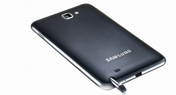 Stylus-packing Samsung Galaxy Note ships five million units in just five months