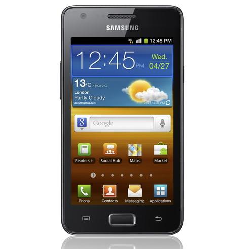 Samsung Galaxy R set to spread the S2-lite love (video)