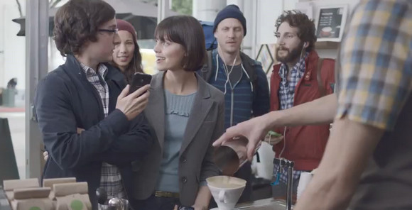 Samsung Galaxy S II commercials continue to cock a snook at iPhone fanboys