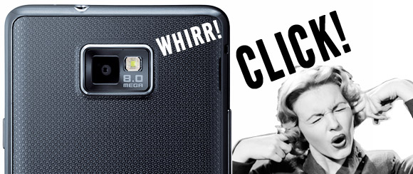 How to definitely turn off the annoying Samsung Galaxy S2 camera shutter noise