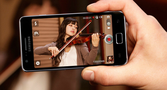 Sensational Samsung Galaxy S II set for August US launch