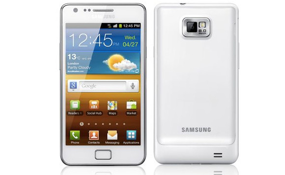 Samsung Galaxy S2 smartphone sails past 10m sales, feels chuffed with itself