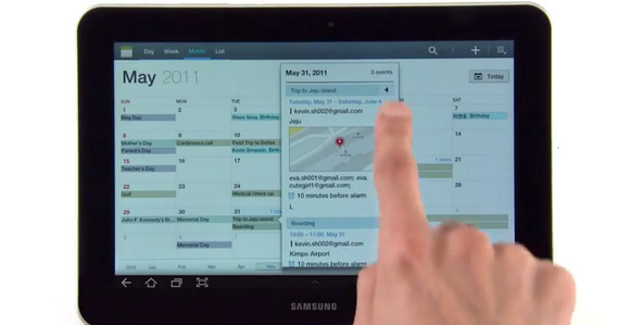 Samsung Galaxy Tab 10.1 gets Aug 4th UK release date