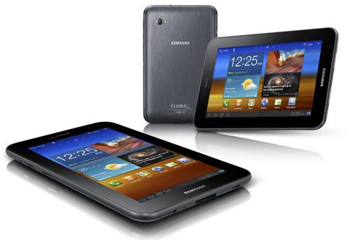 Samsung Galaxy Tab 7.0 Plus packs Honeycomb OS, 1.2GHz dual-core CPU