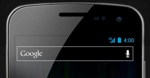 Samsung Galaxy Nexus announced: Android 4.0 official, 4.65 inch screen, 1.2GHz CPU