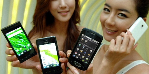 LG slam out Optimus range of Android 2.2 handsets and tablet