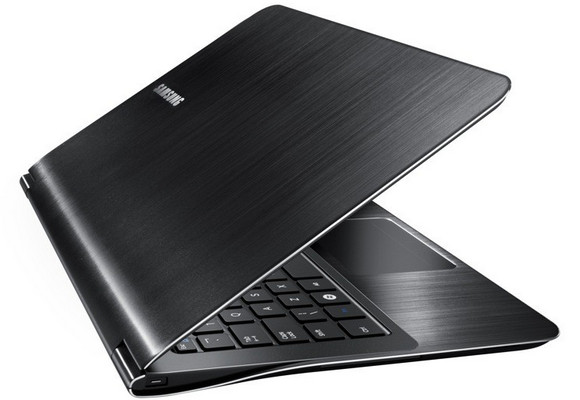 Samsung 9 Series laptop - the 'thinnest and lightest 13-inch notebook'