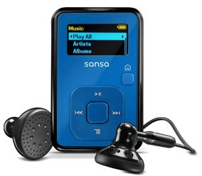 Sandisk Sansa Clip+ MP3 player: review