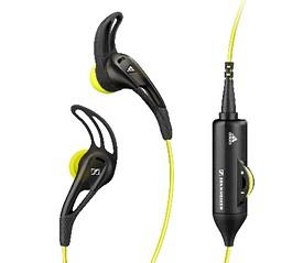 Sennheiser and Adidas launch sports earphones for sweaty people