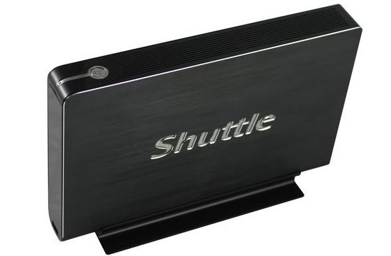 Shuttle Barebone XS35 - 33mm of Mini-PC goodness